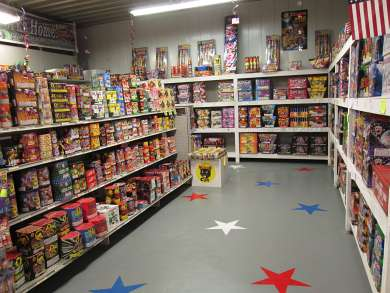 Southwest Wisconsin Fireworks Store