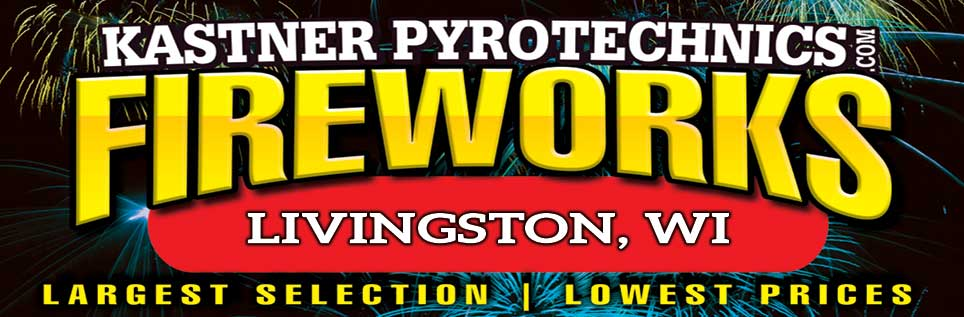 Southwest Wisconsin Fireworks at Kastner Pyrotechnics, Livingston WI